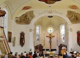 Musikalische Messgestaltung in der Pfarrkirche Vandans