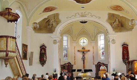 ABGESAGT: Musikalische Messgestaltung in der Pfarrkirche Silbertal