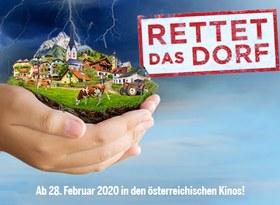 """ABGESAGT: Kinovorstellung """"Rettet das Dorf"""""""