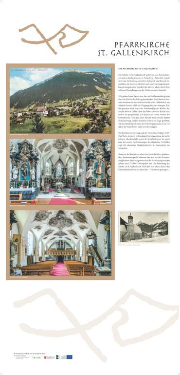 Pfarrkirche St. Gallenkirch