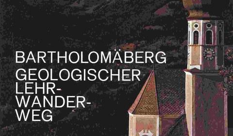 Audio Dateien Geologischer Lehrwanderweg Bartholomäberg