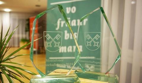 Montafoner Wissenschaftspreis