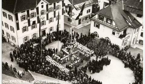 Nationalsozialismus im Montafon