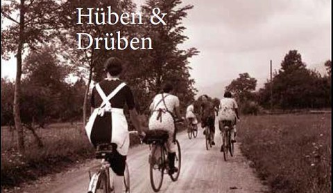 """Buchpräsentation """"Hüben & Drüben"""""""