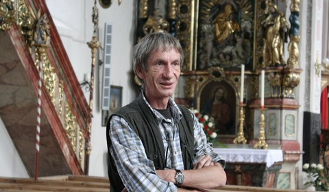 Führung Barockkirche Bartholomäberg