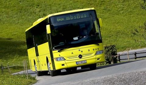 Herzlich willkommen beim Landbus Montafon
