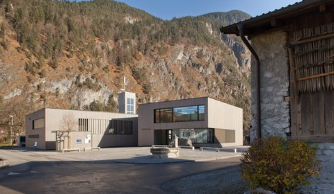 Architektur im Montafon