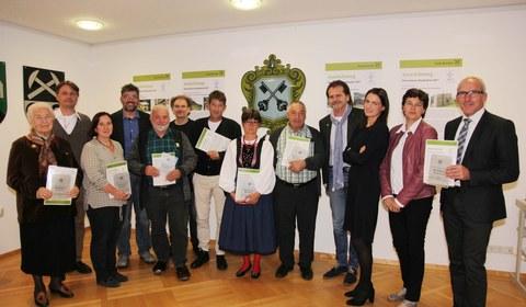 Verleihung Montafoner Baukultur 2017