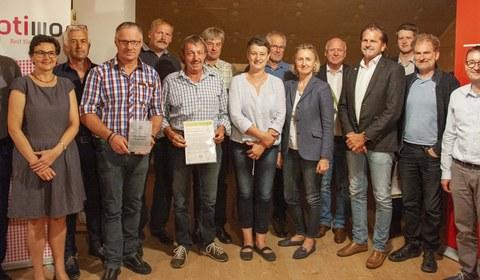 Verleihung Montafoner Baukultur 2019