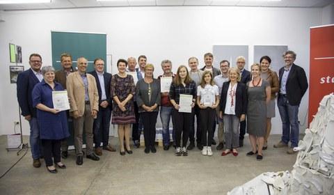 Verleihung Montafoner Baukultur 2021
