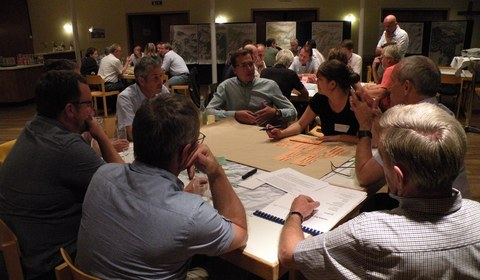 3. Sitzung der regREK-Arbeitsgruppe